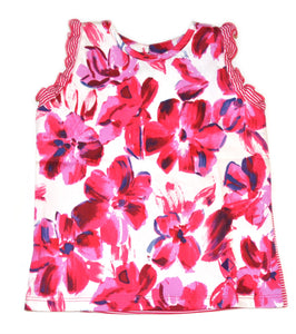 Petalos Collection Penelope Top Fushia