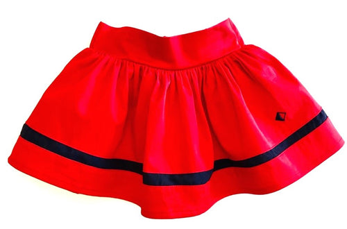 Roses Collection Bea Skirt Red