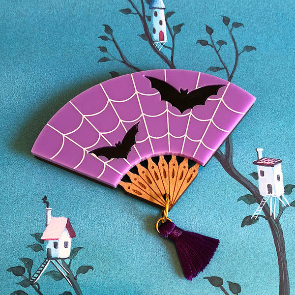 BATTY FRANCINE BROOCH