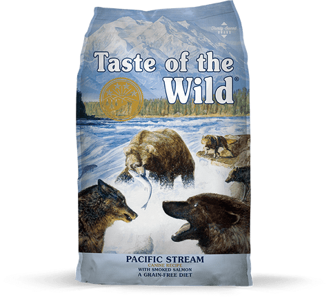 Taste Of The Wild,Taste Of The Wild Pacific Stream Dry Dog Food
