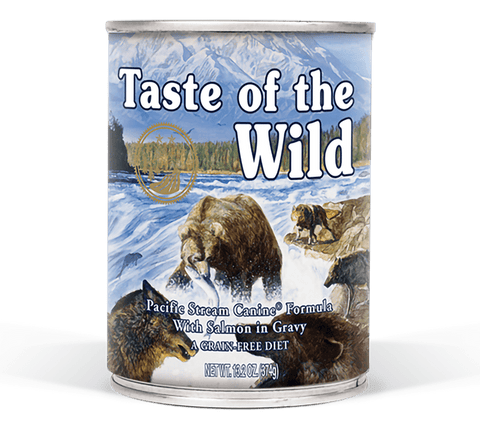 Taste Of The Wild,Taste Of The Wild Pacific Stream Canned Dog Food