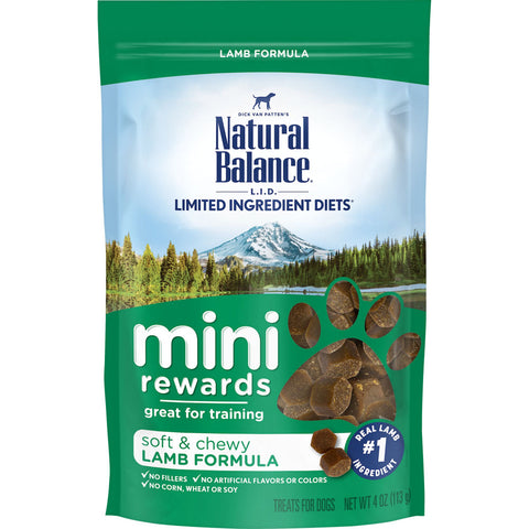 Natural Balance,Natural Balance Mini Lamb Training Treats