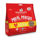Stella & Chewy's,Stella & Chewy's Freeze Dried Raw Chewy's Chicken Meal Mixers Grain Free Dog Food Topper