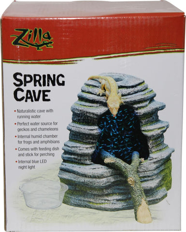 Zilla-Zilla Decor Spring Cave - Paws Complete