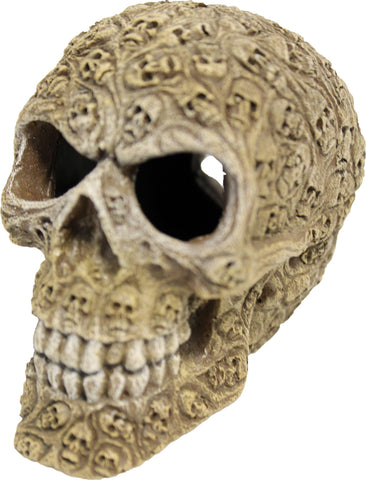 Blue Ribbon Pet Products,Blue Ribbon Pet Products - Exotic Environments Haunted Skull