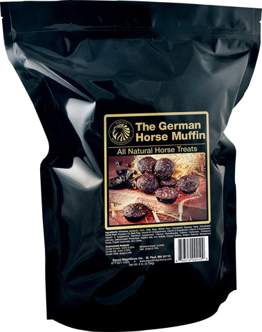 Equus Magnificusinc. D,Equus Magnificusinc. D - The German Horse Muffin All Natural Horse Treats