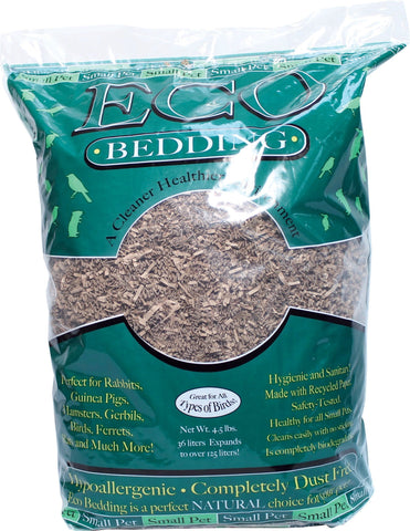 Fibercore Llc Small Animal-Bedding BROWN / 4.5 LB Fibercore Llc - Eco Bedding For Small Pet