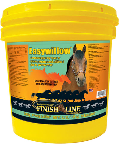 Finish Line,Finish Line - Easywillow Equine Supplement