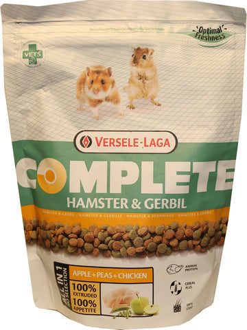 Goldenfeast Inc. Small Animal-Food 1.1 LB Goldenfeast Inc. - Complete Hamster & Gerbil