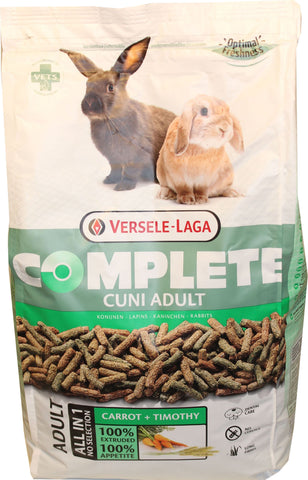 Goldenfeast Inc. Small Animal-Food 3.9 LB Goldenfeast Inc. - Complete Cuni Rabbit Adult
