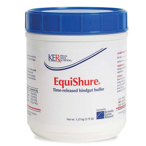 Kentucky Equine Research Horse-Supplements 2.75 POUND Kentucky Equine Research - Equishure Digestive Health Supplement For Horses
