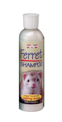 Marshall Pet Products Small Animal-Grooming 8 OZ Marshall Pet Products - Ferret Shampoo - With Baking Soda