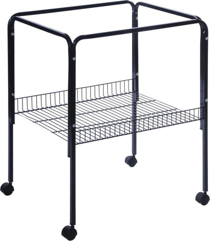 Prevue Pet Products Inc Bird-cages & Accessories BLACK / 26X22X29.5 INCH Prevue Pet Products Inc - Bird Cage Stand