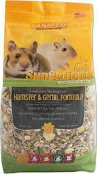 Sunseed Company Small Animal-Food 2 POUND Sunseed Company - Sunsations Natural Hamster/gerbil Formula