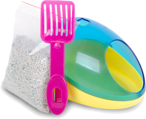 Ware Mfg. Inc. Bird/sm An Small Animal-Grooming ASSORTED Ware Mfg. Inc. Bird/sm An - Critter Dust Bath & Potty