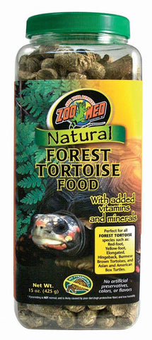 Zoo Med Laboratories Inc,Zoo Med Laboratories Inc - Natural Forest Tortoise Food