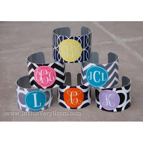 Cuff Bracelets - *ALL 2 Color Patterns*