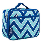 Zig Zag Chevron Lunch Bag