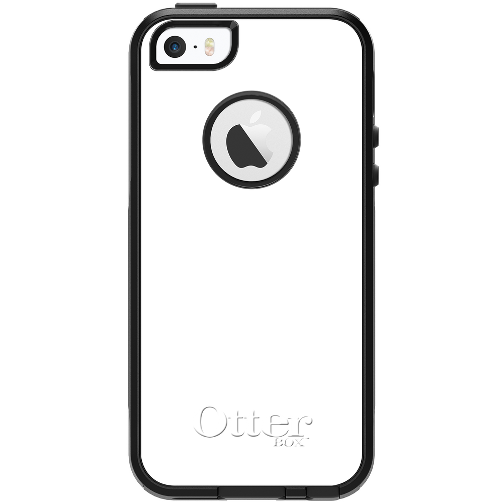 new product 45db3 6a7e0 Personalized iPhone SE Otterbox Commuter Case