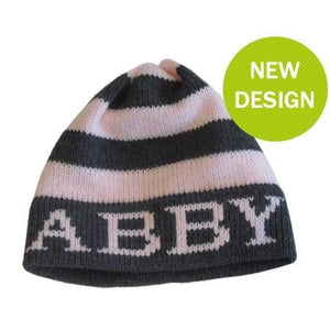Striped Hat - Boys & Girls - Many Colors!