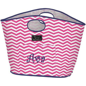 *SOLD OUT* Pink Chevron Scout Carry All - inthisveryroom