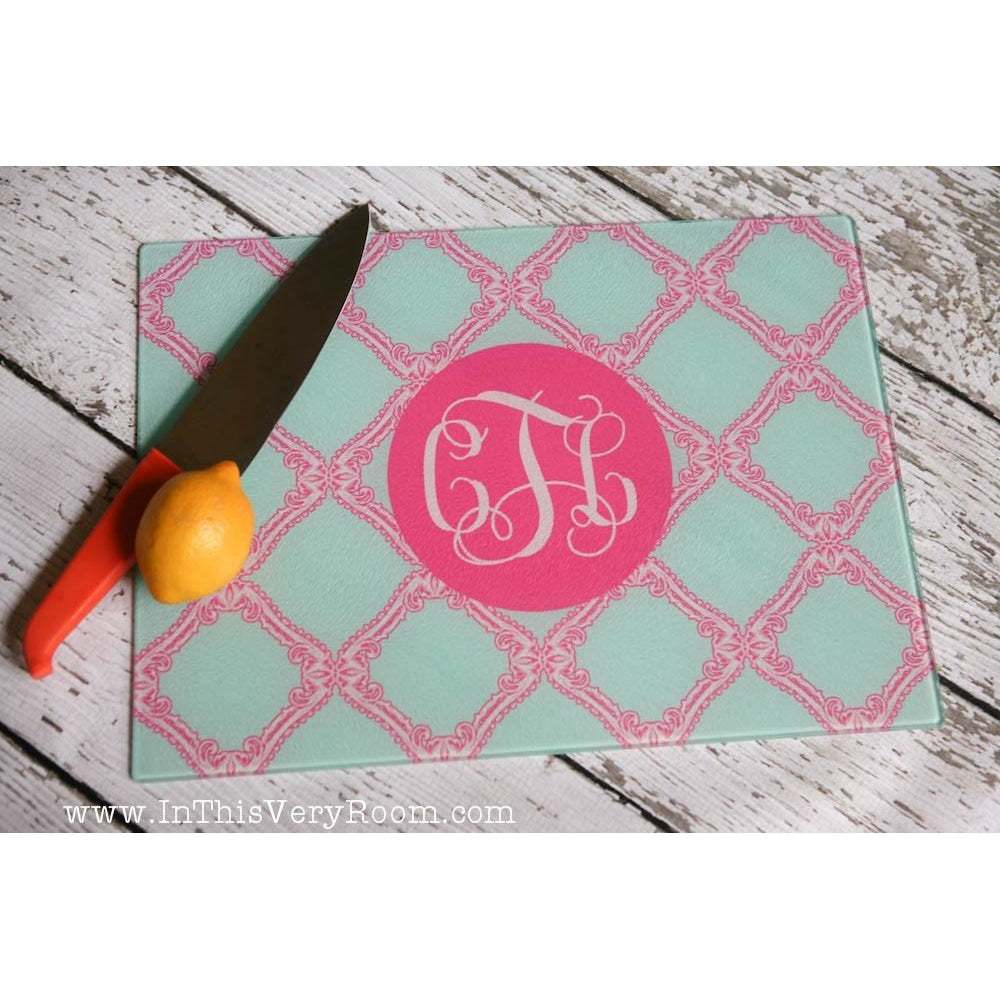 French Scroll Cutting Boards