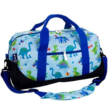 Personalized Dinosaur Duffel Bag