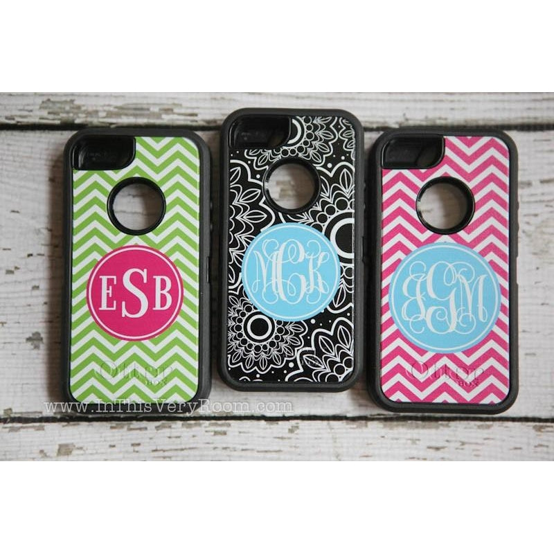 Personalized Defender Otterbox Cases