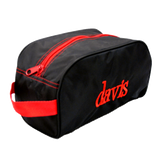 *SOLD OUT* Black & Red Travel Bag - inthisveryroom