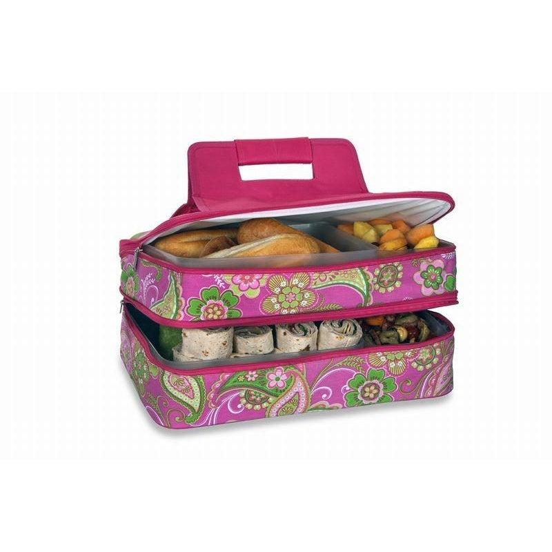 Pink Desire - Casserole & Food Carrier