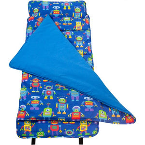 *SOLD OUT* Robots Nap Mat by Wildkin - inthisveryroom