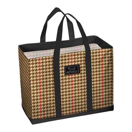 *SOLD OUT* Brown Houndstooth - Deano Bag by Scout - inthisveryroom
