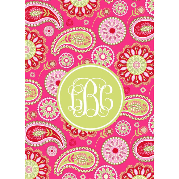 Pretty Paisley - Clipboard