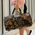 The Woods Camo Duffle Bag