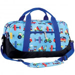 Trains, Planes & Trucks  Sleepover Duffle