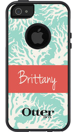 Coral Reef Pattern Otterbox