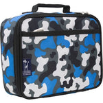 Blue Camo Lunch Kit