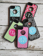 Personalized Pretty Paisley Otterbox Case