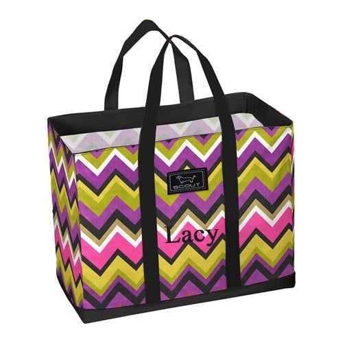 Ziggi Chevron Stripes - Deano Bag by Scout