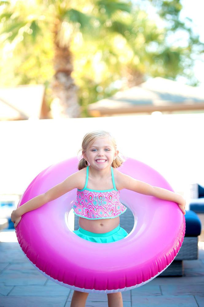 Beachy-Keen Swim Suit for Little Girls - inthisveryroom
