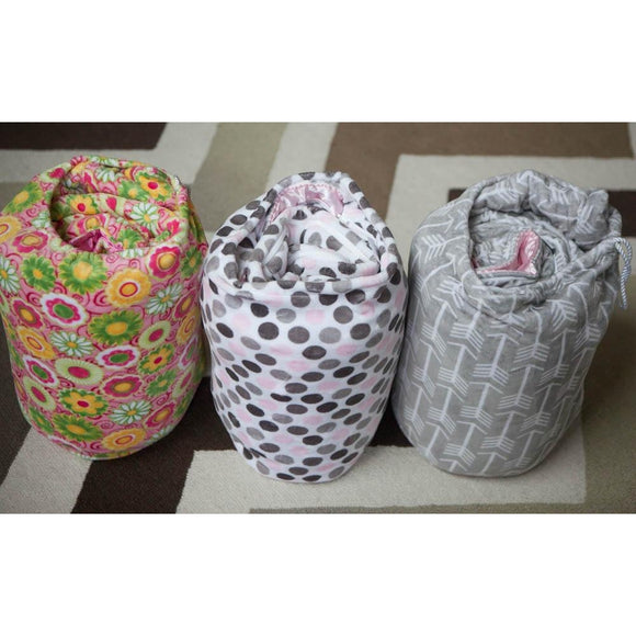 Personalized Sleeping Bags by Swankie Blankie