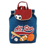 Sports All Star Backpack by Stephen Joseph