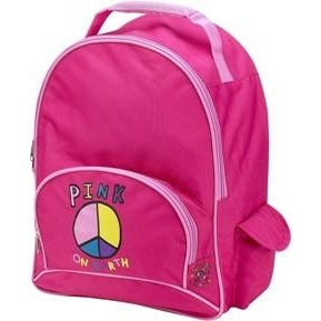 Peace On Earth School Backpack by Four Peas