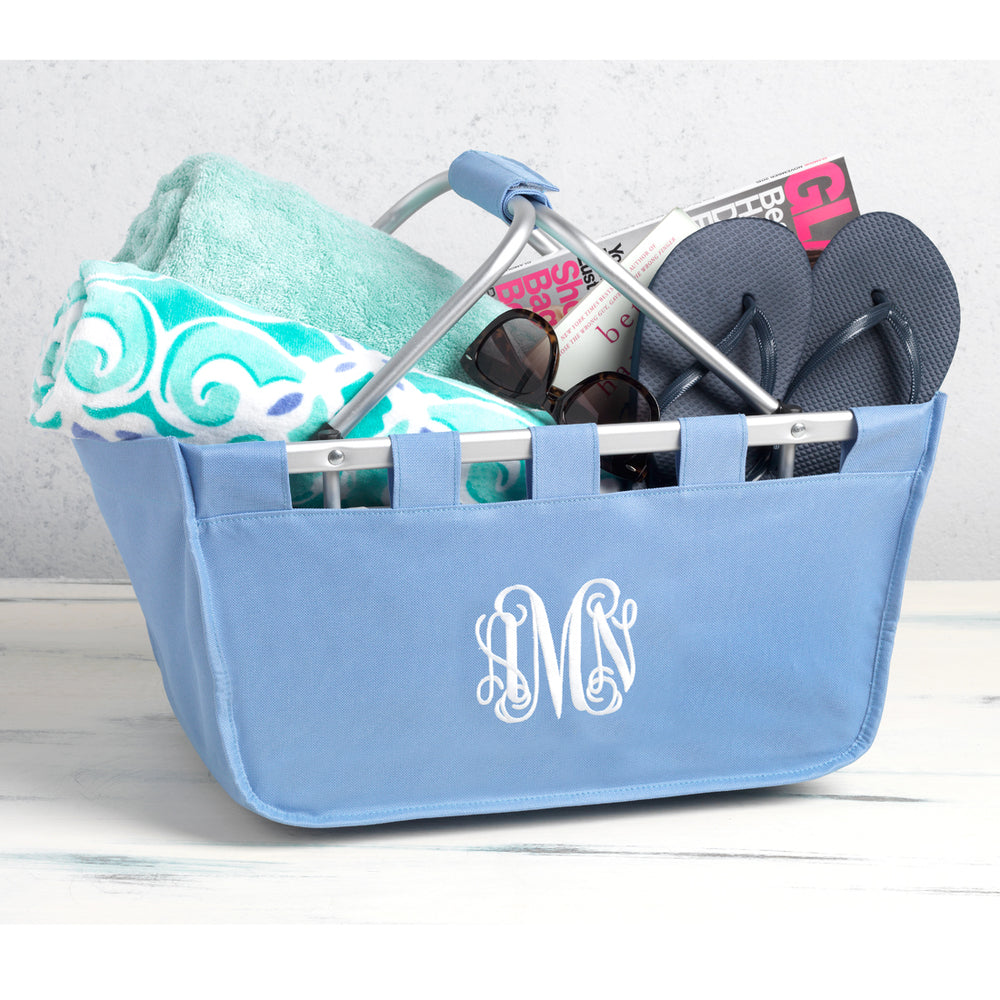 Solids Market Tote - *Many COLORS*