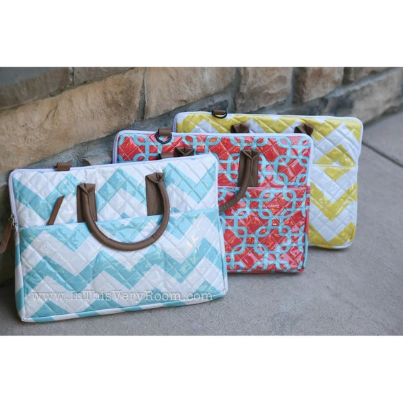 *CLOSEOUT* Links Laptop Bags by Queens Lane - inthisveryroom
