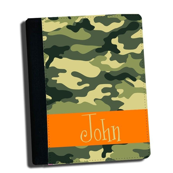 Camo Tablet Folio Case (iPad, Kindle, Nook) - inthisveryroom