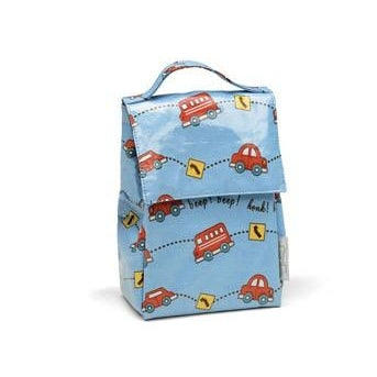 *SOLD OUT* Sugarbooger Vroom Lunch Sack