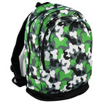 Green Camo Toddler/Pre-K/Kinder Backpack