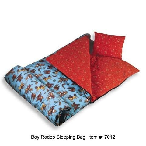 *SOLD OUT* Boy Rodeo Sleeping Bag - inthisveryroom