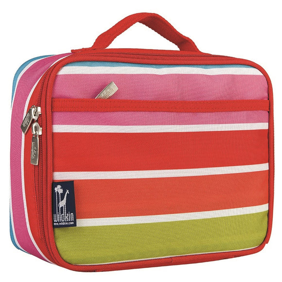 Stripes Lunch Bag